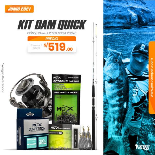 10 kit dam quick 1