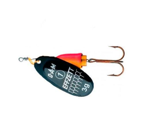 Dam Spinner FZ Executor black orange 1 1