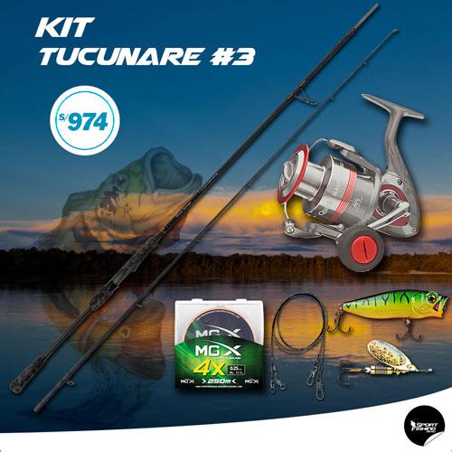 Kit Tucunare 3 1