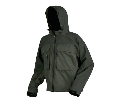 R.T. Endure Wading Jacket Green 1