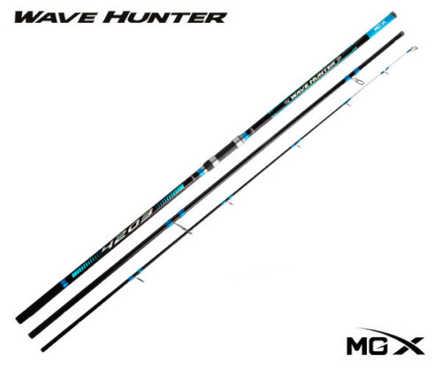 caña mgx wave hunter 4203 2019