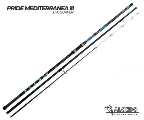 caña pride mediterranea III Evosurfer