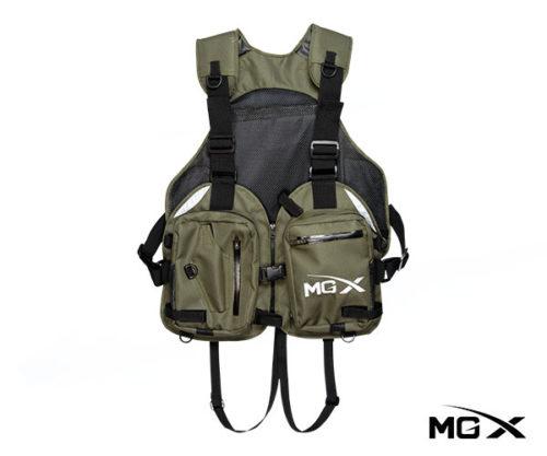 chaleco de pesca mgx 2