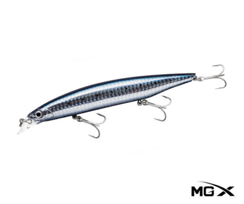 mgx akari 140sr night blue sardine