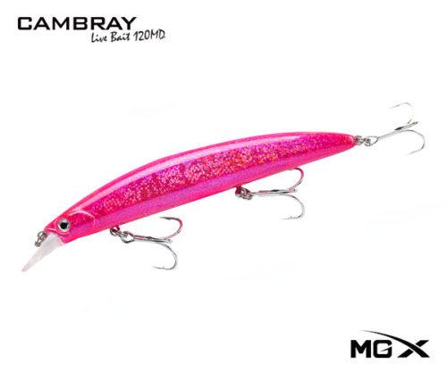 mgx cambray 120md Full Pink