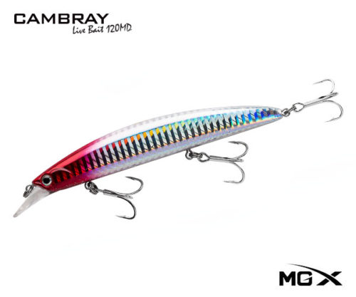mgx cambray 120md Red Head