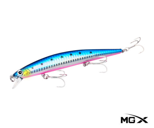 mgx hirame 140S purple belly sardine