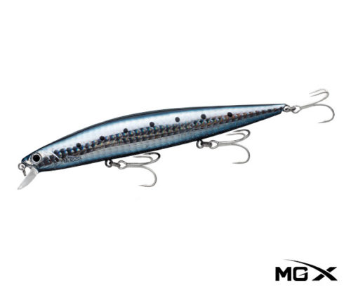 mgx seaprey 130f Night Blue Sardine