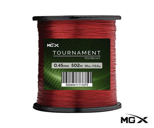 mgx tournament monofilamento