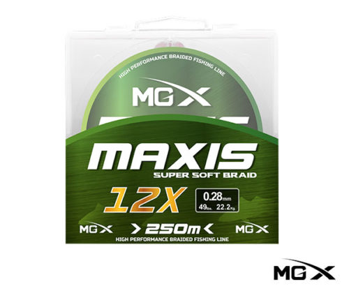 multifilamento maxis 12x 0.28mm 1