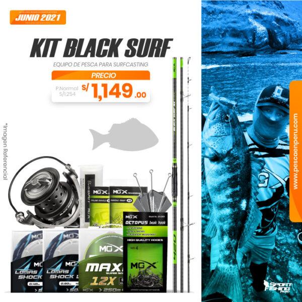14 kit black surf