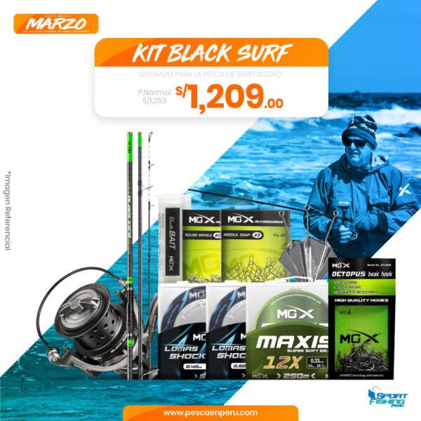 16 promociones sportfishing peru black surf