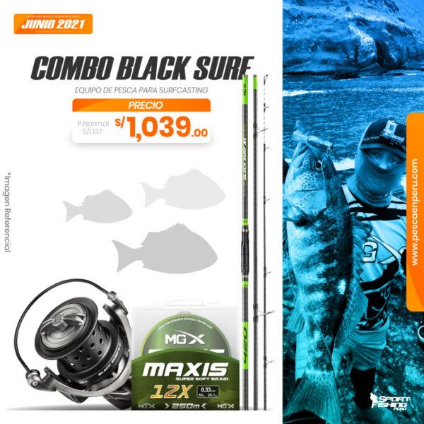 17 combo black surf
