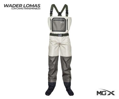 wader respirable mgx lomas