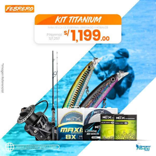 05 KIT TITANIUM