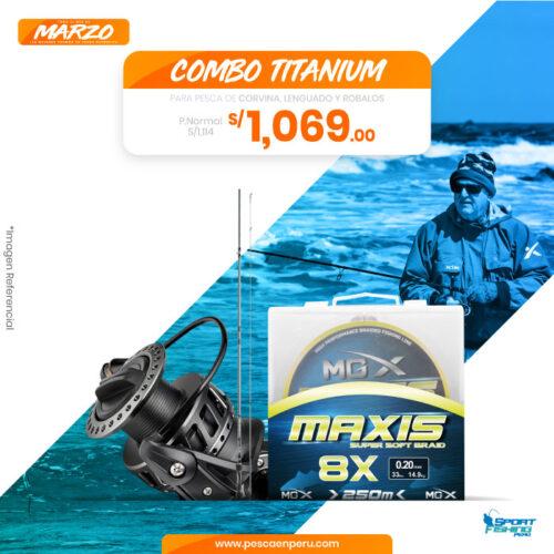 10 promociones sportfishing peru titanium
