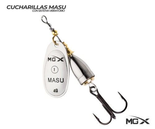 cucharilla mgx masu 1 silver