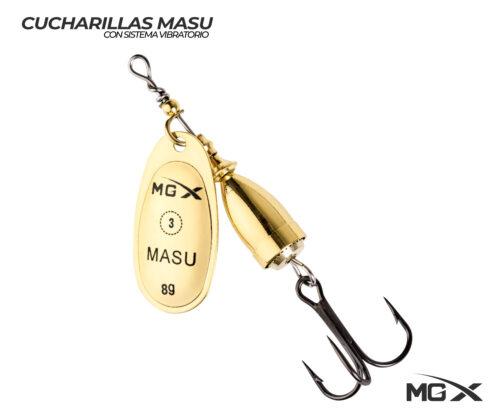 cucharilla mgx masu 3 gold