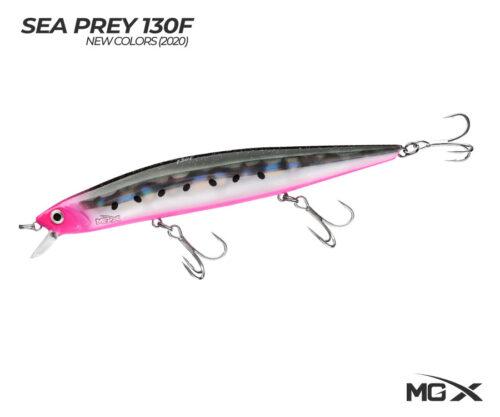 sea prey 130f flash pink sardine