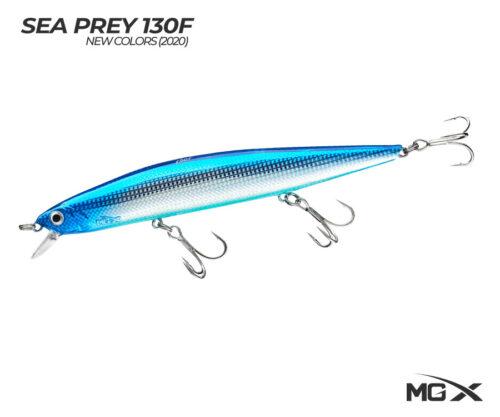 sea prey 130f ocean blue