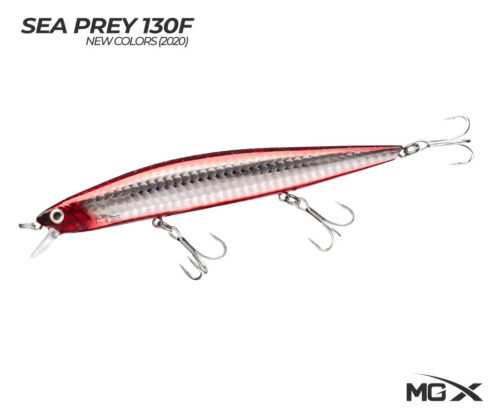 sea prey 130f red assassin