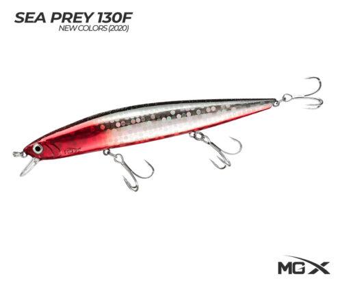 sea prey 130f red head ii