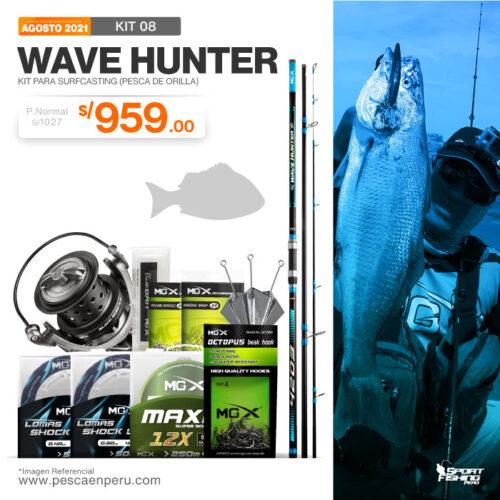 13 kit wave hunter 1