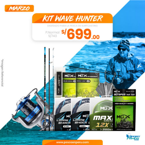 13 promociones sportfishing peru wave hunter