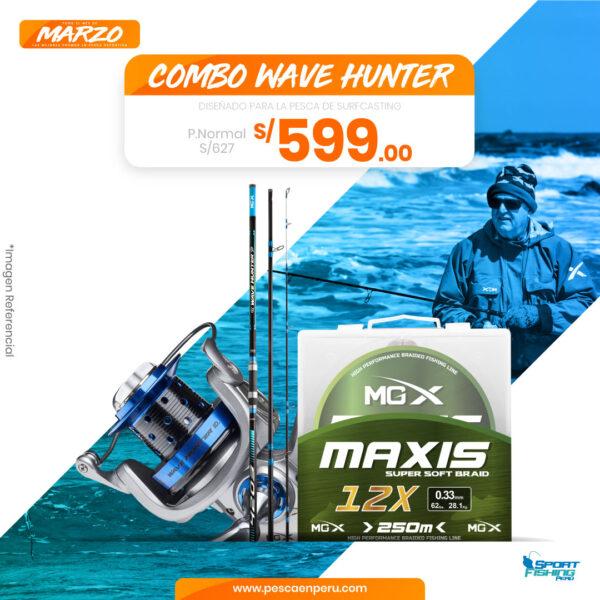 17 promociones sportfishing peru wave hunter