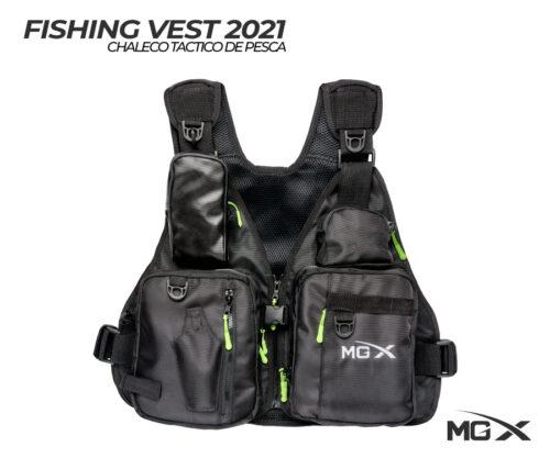 mgx fishing vest 2021
