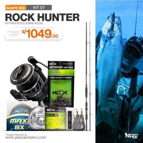 12 kit rock hunter 1