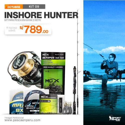 14 kit inshore hunter 0
