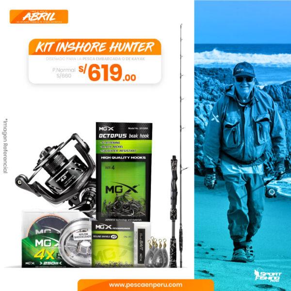 19 kit inshore hunter
