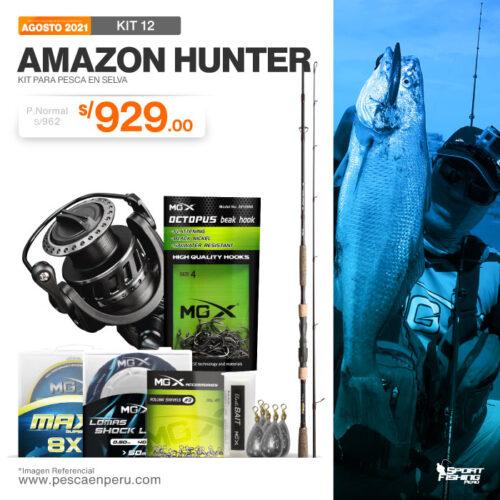 20 kit amazon hunter 1