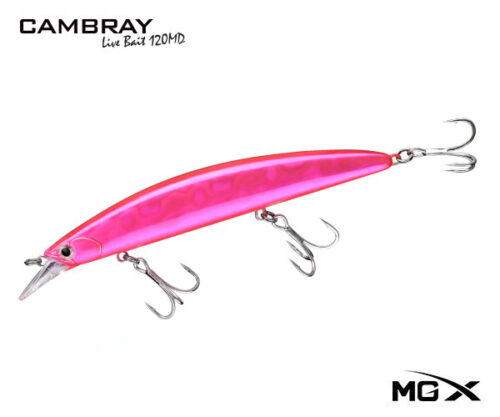 senuelo mgx cambray 120md full pink II