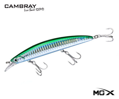 senuelo mgx cambray 120md live anchovy II