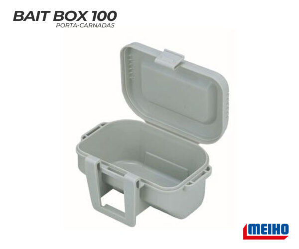 meiho bait BOX 100 abierto