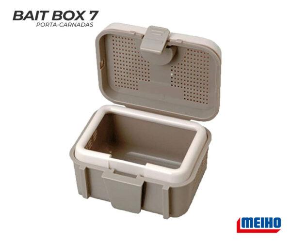 meiho bait BOX 7 abierto
