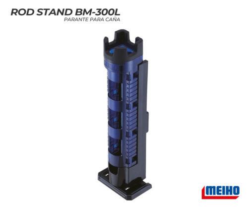 meiho rod stand bm 300l azul