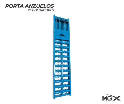 porta anzuelos mgx color azul
