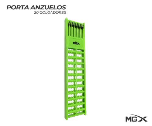 porta anzuelos mgx color verde