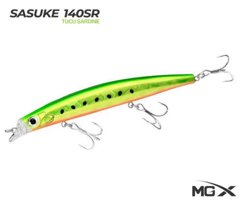 senuelo mgx sasuke 140sr tucu sardine