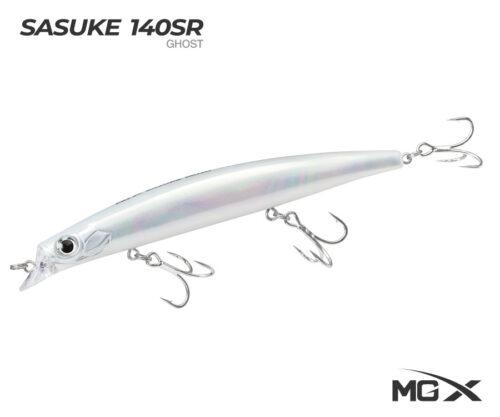 senuelo mgx sasuke 140sr ghost