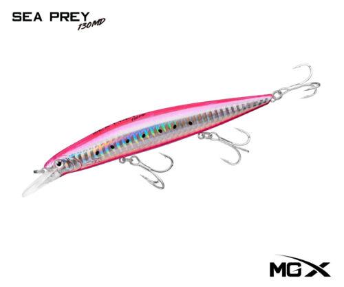 mgx sea prey 130md pink sardine ii